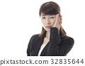 person, female, lady 32835644