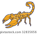 Scorpion logo 32835656