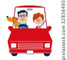 驾车 驾驶 开车 32836493