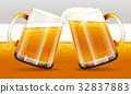 background beer yellow 32837883