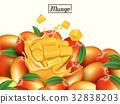 Fresh mango design 32838203