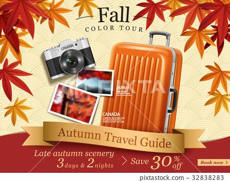 Fall color tour ads 32838283