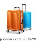 Travel luggage elements 32838294