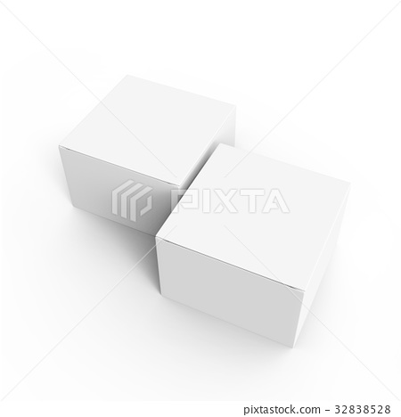 blank boxes design 32838528