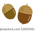 橡果 莓 浆果 32850481