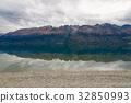 湖泊 湖 景色 32850993