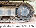backhoe excavators wheel 32851263