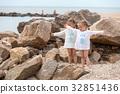 sea, beach, Children 32851436