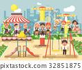 卡通 儿童 孩子 32851875