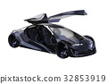 Car concept futuristic transport 32853919
