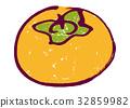 감, 과일, 후르츠 32859982