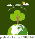生态 环保 生态的 32863147