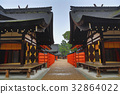 Sumiyoshi Taisha Shrine, Osaka, Japan 32864022