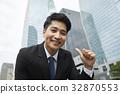 비즈니스맨,증권가,여의도,영등포구,서울 32870553