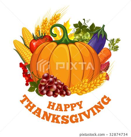 Happy Thanksgiving 32874734