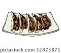 좋아하는 음식 만두 32875871