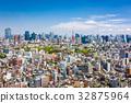 Tokyo Skyline 32875964