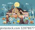 Vector illustration cartoon characters children 32878677