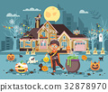 Vector illustration banner cartoon character child 32878970