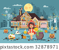 illustration, vector, costume 32878971