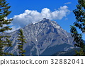 canadian rockies, banff national park, mountain 32882041