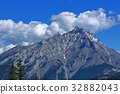 canadian rockies, banff national park, mountain 32882043