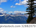 canadian rockies, banff national park, mountain 32882070