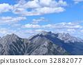 canadian rockies, banff national park, mountain 32882077