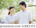 年轻夫妇 32882355