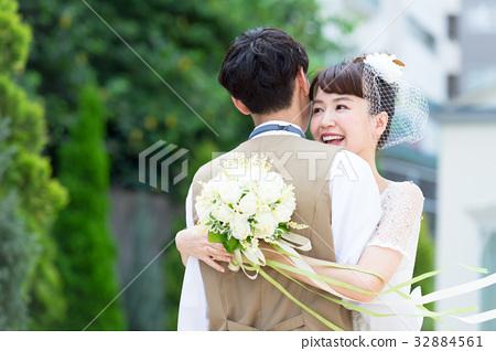 婚禮 擁抱 抱抱 32884561