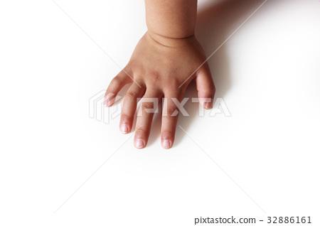 3 세 아이의 손 32886161