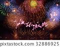 การแสดงดอกไม้ไฟ Adachi-ku 32886925