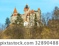 Bran Castle, Romania, known for the story of 32890488