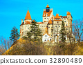 Bran Castle, Romania, known for the story of 32890489
