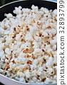 爆米花 食物 食品 32893799