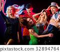 舞 舞蹈 跳舞 32894764