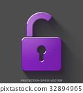 icon, vector, 3d 32894965
