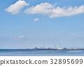 海洋 海 蓝色的水 32895699