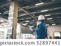 Logistics warehouse image 32897441