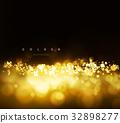 background, gold, bokeh 32898277
