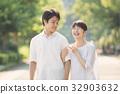 年轻夫妇 32903632