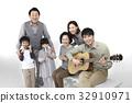 가족, 다수, 대가족 32910971