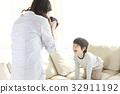 카메라,엄마,아들 32911192