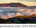 sunrise, countryside, cloud 32914628