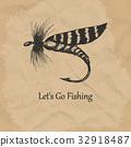 fly,artificial,vintage 32918487