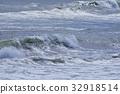 파도, 바다, 물결 32918514