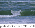 파도, 바다, 물결 32918518