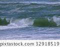 파도, 바다, 물결 32918519