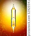透明 玻璃 移液管 32920341