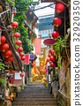 Jiufen, Taiwan Alleyway 32920350
